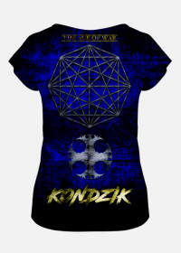 T-Shirt Damski FullPrint Kondzik - The Age Of War (2020)