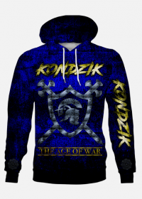 Bluza FullPrint Kondzik - The Age Of War (2020) - Wzór 1