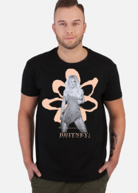 NEW COLLECTION - Baby or Piece Of Me BY Britney Spears - koszulka czarna - unisex