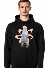 NEW COLLECTION - Baby or Piece Of Me BY Britney Spears - bluza czarna - unisex