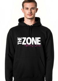 NEW COLLECTION - THE CRAZY ZONE BY Britney Spears - bluza czarna - unisex
