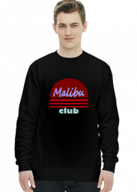 Bluza męska bez kaptura GTA Vice City Club Malibu