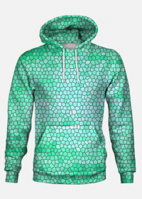 Bluza Zielona Łuska
