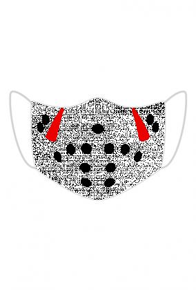 Jason Voorhees maska
