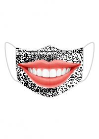 """Maseczka """"Big smile"""""""