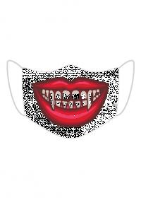 Maseczka wampir