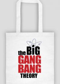 Eko Torba The Big Gang Bang Theory - styl Teoria Wielkiego Podrywu