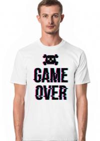 Koszulka Męska Game Over