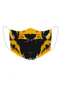 Maseczka z nadrukiem tygrys