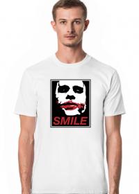 Koszulka Męska Joker's Smile