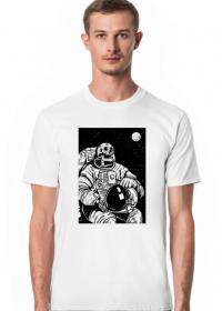 Koszulka Męska Astronauta
