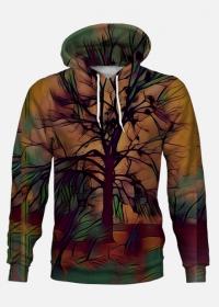 Bluza Drzewo (2S)