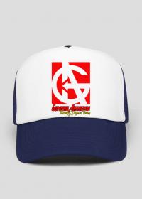 Tirówka, czapka granatowa