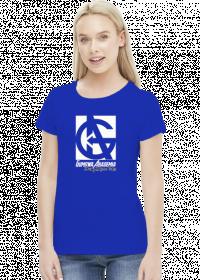 Damski T-shirt GUMOWA AKADEMIA Break Dance Team - dużo kolorów