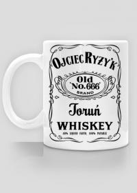 Kubek Ojciec Ryżyk Old No. 666 Toruń Whiskey B