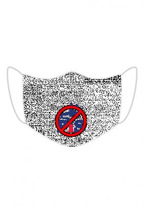 Maseczka ochronna - Nie lubię PiS-u