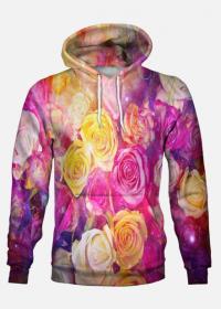 Bluza Róża Galaxy