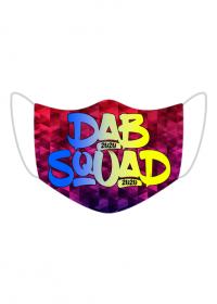 """Maska """" DAB SQUAD 2020 """""""