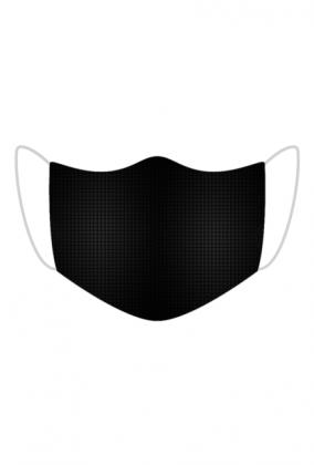 Maseczka Scarlxrd Czarna Black Limited