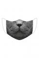 Maseczka ochronna - kot