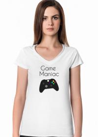 Koszulka game maniac