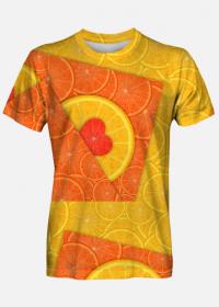 Koszulka męska Citrus