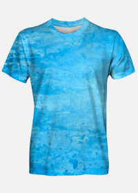 Koszulka męska Blue