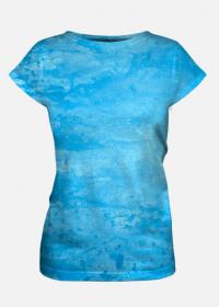 Koszulka damska Blue