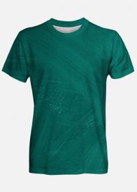 Koszulka męska Turquoise