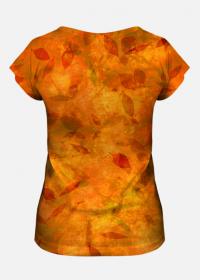 Koszulka damska Autumn Leafs