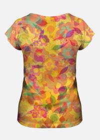 Koszulka damska Flowers