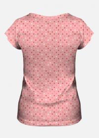 Koszulka damska Pink Dots