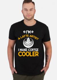 Barista. Prezent dla Baristy. Kawa. Sklep. Kawa Artysta
