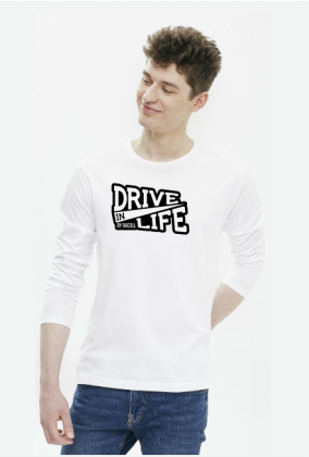 Drive in Life by RACELL (LONGSLEEVE)