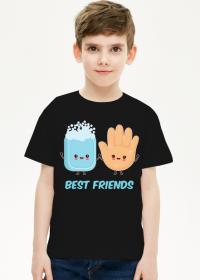 Best friends koszulka dziecięca