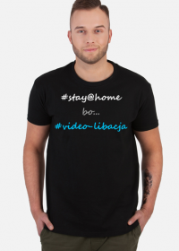 stay@home video-libacja men standard