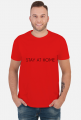 STAY AT HOME T-SHIRT