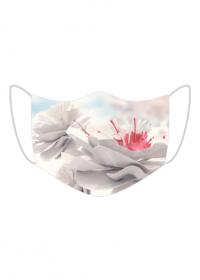 Maska kwiaty