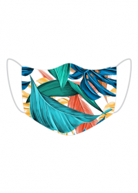 Maska w Kwiaty