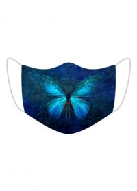 Maska z Motylem