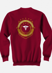 UMED- pielęgniarstwo - bluza