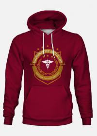 UMED- pielęgniarstwo - bluza z kapturem