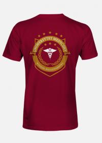 UMED- pielęgniarstwo - koszulka męska