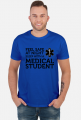 Feel safe at night sleep with a medical student