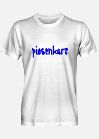 Koszulka do treningów z napisem Piosenkarz