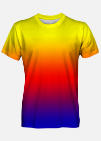 Koszulka Fullprint Gradient
