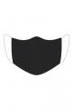 Maseczka z dyskretnym logo Straty Czasu