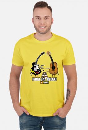 Muzyka gitara rock. Pada