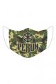 Perun — maska, moro zielone
