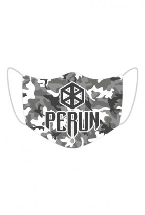 Perun — maska, moro szare